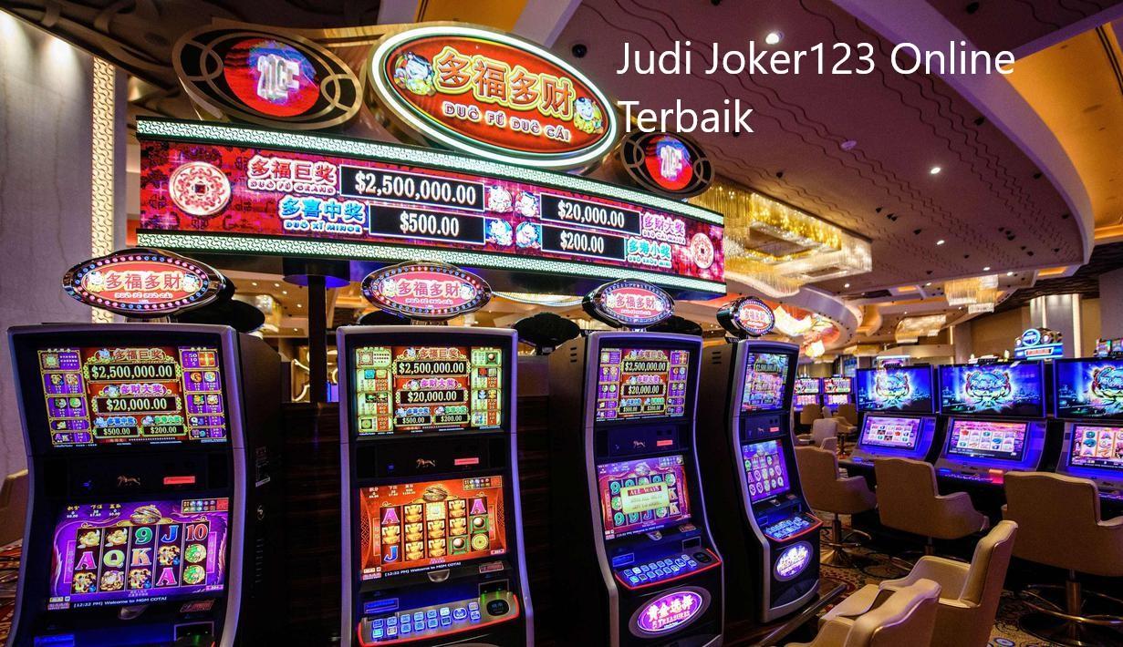 Website Judi Slot Joker123 Online Di Indonesia